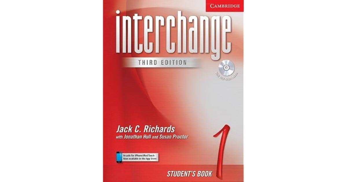Interchange 1 students book by jack c richards fandeluxe Gallery
