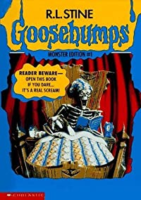 Goosebumps Monster Edition #1