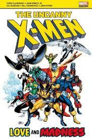 The Uncanny X-Men: Love and Madness