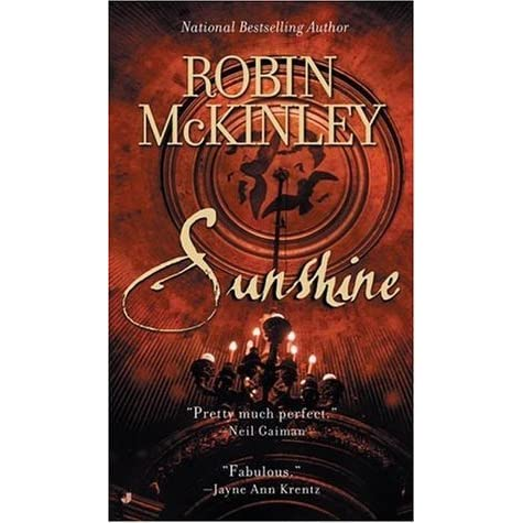 Sunshine Robin Mckinley Ebook