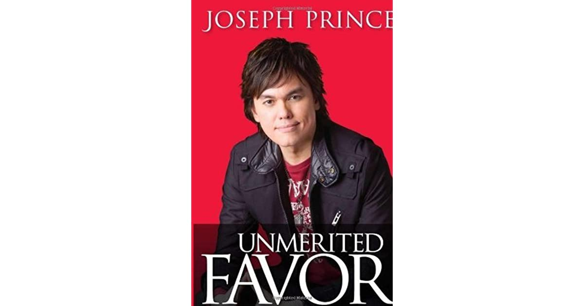 Unmerited Favor: Depending on Jesus for every success in