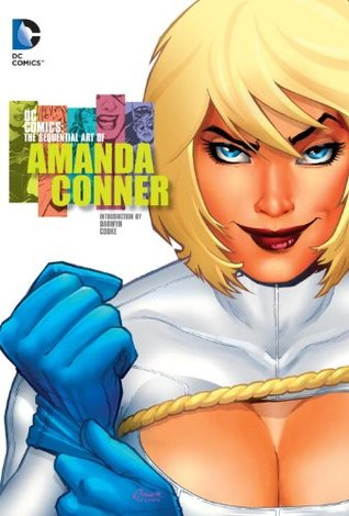 DC Comics: The Sequential Art of Amanda Conner