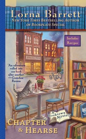 Chapter and Hearse (Booktown Mystery, #4)