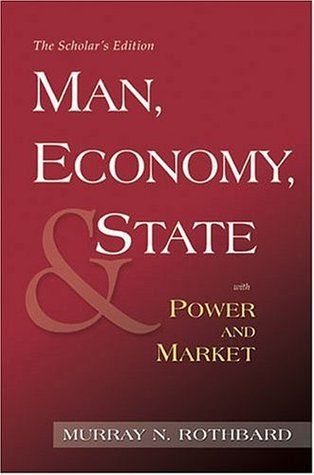 man economy and state