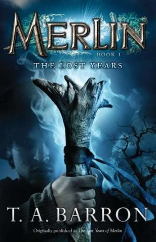 The Lost Years (Merlin #1)