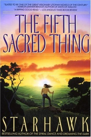The Fifth Sacred Thing (Maya Greenwood, #1)