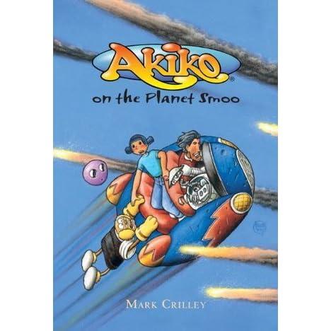 akiko on the planet smoo crilley mark