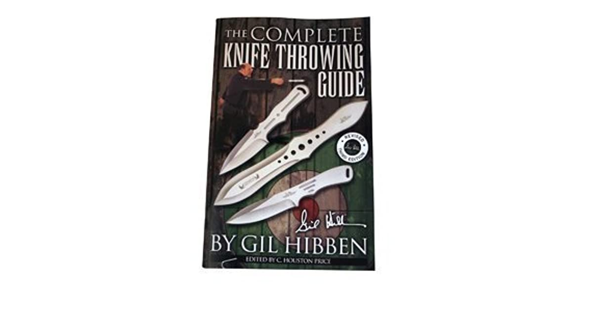 The complete knife throwing guide (hibben)   holster making.