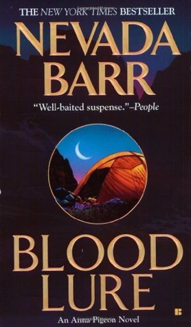 Blood Lure by Nevada Barr