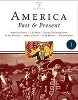 America Past and Present, Volume I