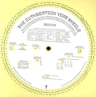 The Cuthbertson Verb Wheels: French