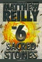 The 6 Sacred Stones (Jack West Jr, #2)
