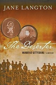 The Deserter: Murder at Gettysburg (Homer Kelly, #17)