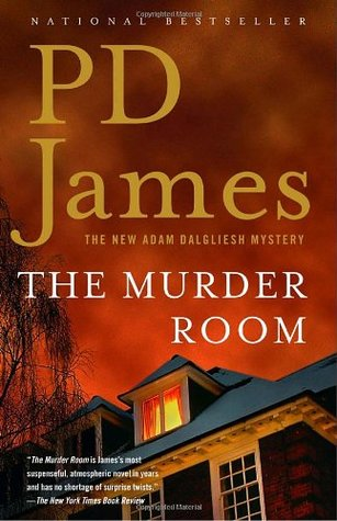 The Murder Room (Adam Dalgliesh #12)