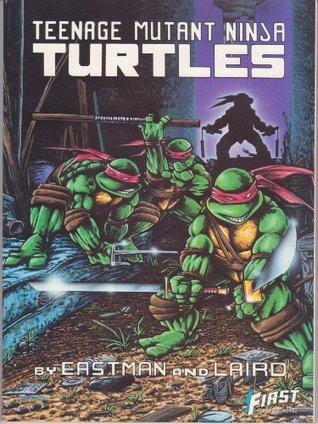 Teenage Mutant Ninja Turtles, Book I by Kevin Eastman