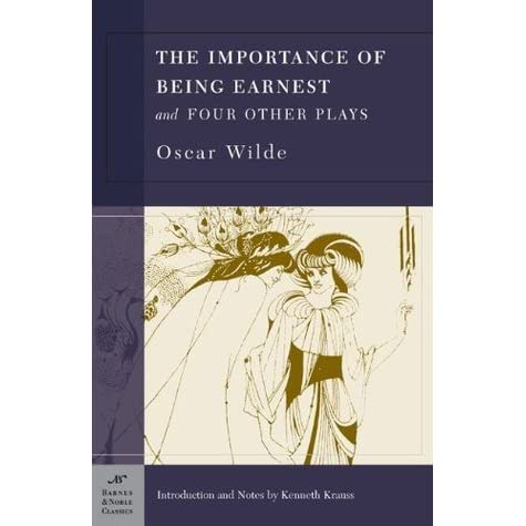 character analysis of lane in the importance of being earnest by oscar wilde
