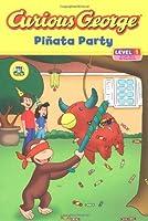 Curious George Piñata Party
