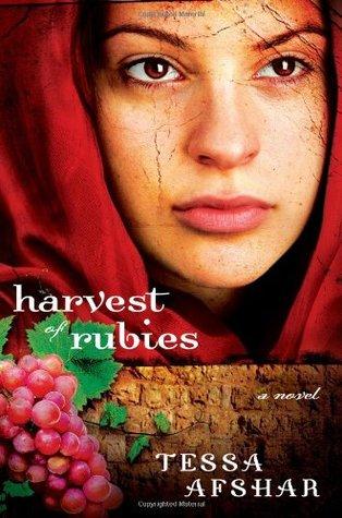 Harvest of Rubies by Tessa Afshar