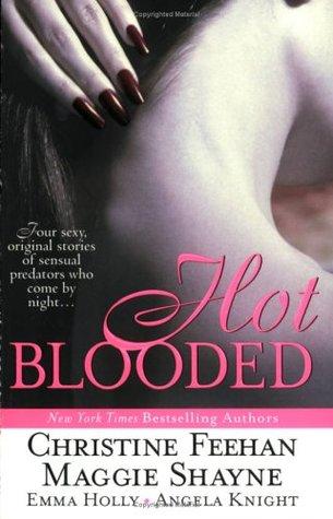 Hot Blooded (Dark, #11.5; Midnight, #2.5; Mageverse, #0.5)