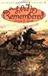 A Land Remembered, Volume 1, Student Guide Edition