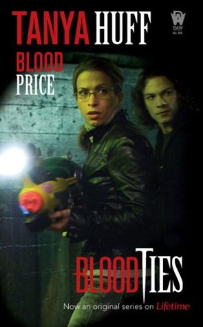 Blood Price (Vicki Nelson #1)