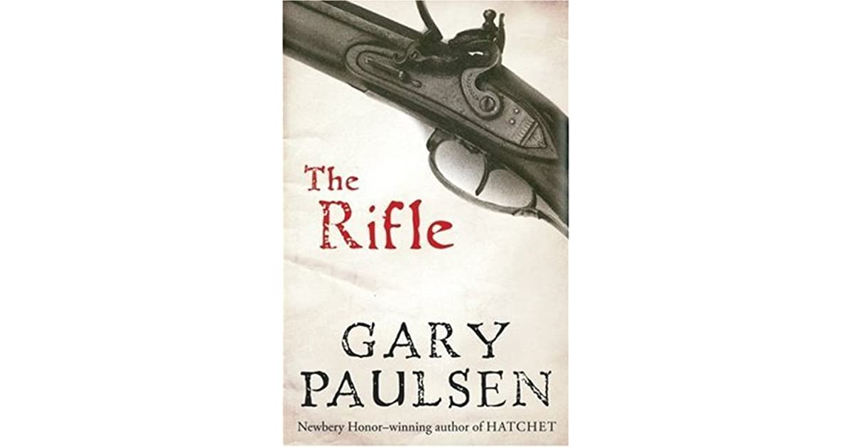 the rifle by gary paulsen characters