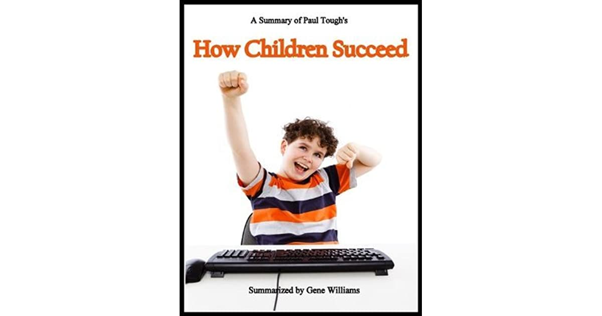 How Children Succeed PDF Free Download