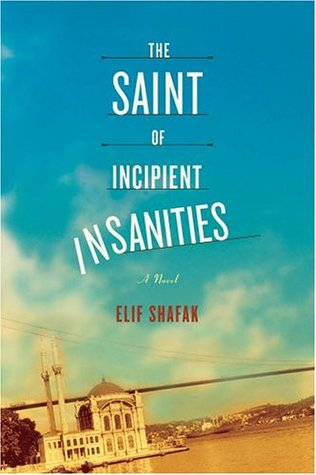The Saint of Incipient Insanities