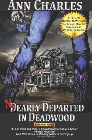 Nearly Departed in Deadwood (Deadwood, #1)