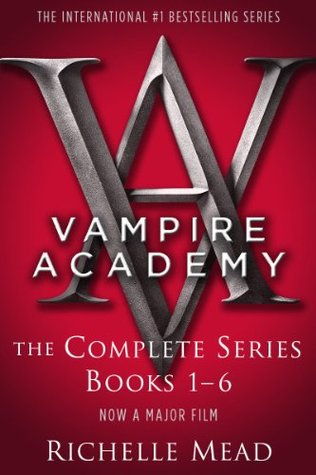 Vampire Academy Vampire Academy 1 6 By Richelle Mead