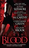First Blood (Laws of the Blood, #5.5; Vegas Vampires, #5; Vampire Babylon, #3.5; The Guardians, #3.5)
