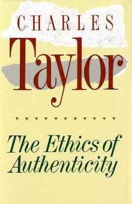 The Ethics of Authenticity
