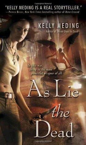 As Lie the Dead (Dreg City, #2)