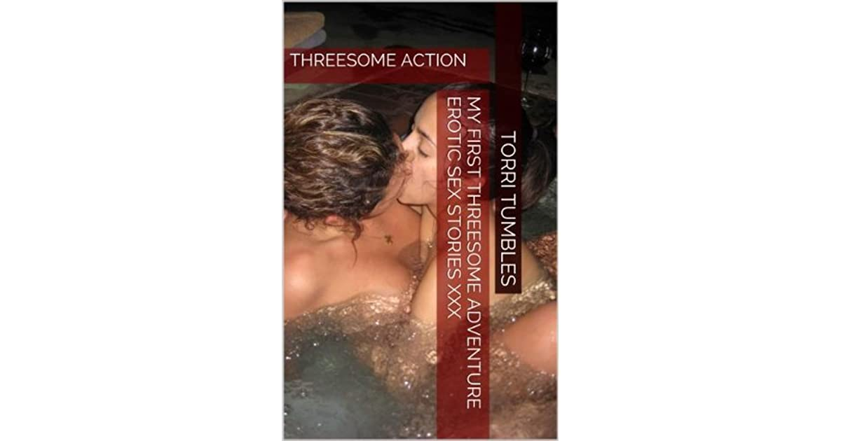 My first threesome sex