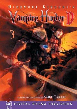 Hideyuki Kikuchis Vampire Hunter D Volume 01 By Saiko Takaki