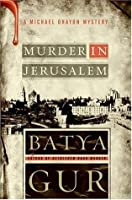 Murder in Jerusalem (Michael Ohayon, #6)