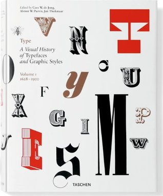 Type: A Visual History of Typefaces and Graphic Styles (Volume 1, 1628-1900)