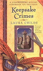 Keepsake Crimes (A Scrapbooking Mystery, #1)
