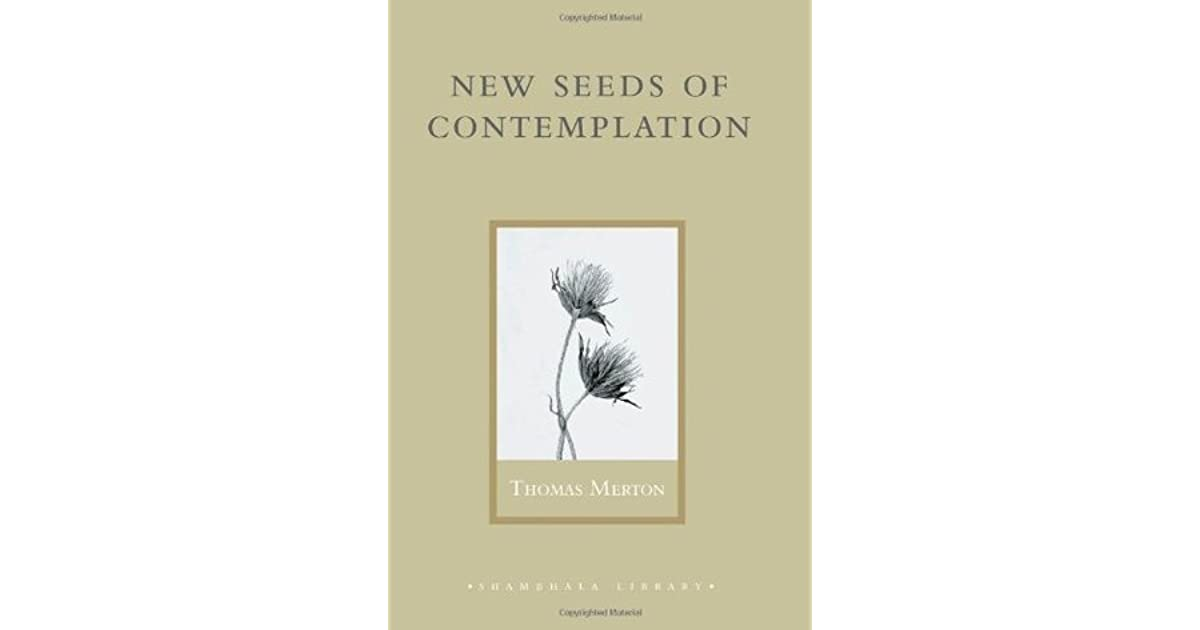 Andi Cumbo-Floyd's Review Of New Seeds Of Contemplation