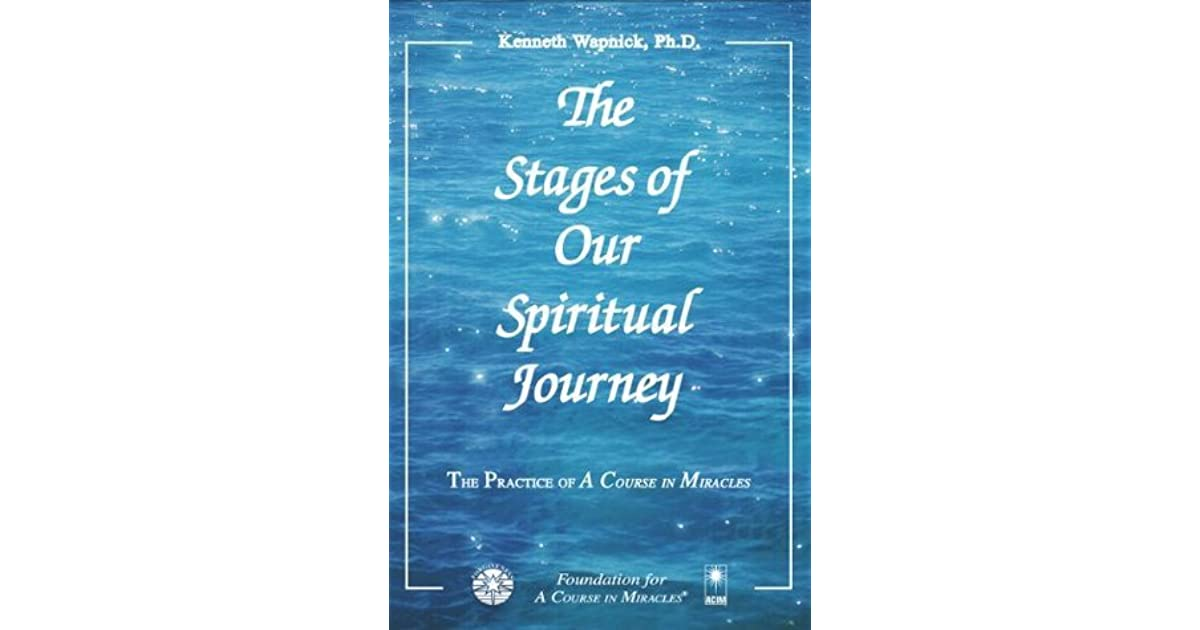Different ways to describe the spiritual journey