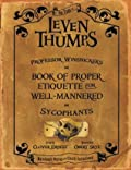 Professor Winsnicker's Book of Proper Etiquette for Well-Mannered Sycophants