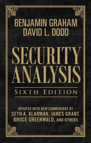 Security Analysis (Limited Leatherbound Edition)