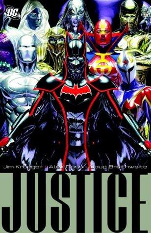 Justice, Volume 3 by Jim Krueger