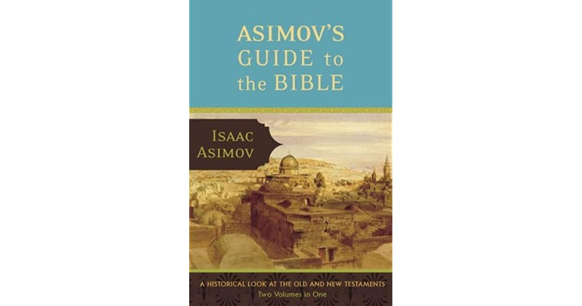 Asimov's Guide to the Bible: The Old Testament - PDF Free ...
