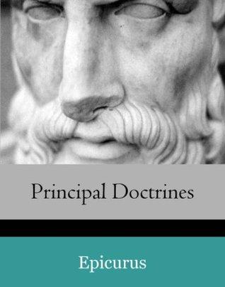Principal Doctrines by Epicurus