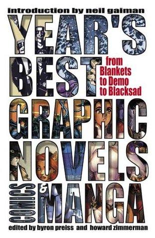 Year's Best Graphic Novels, Comics, and Manga