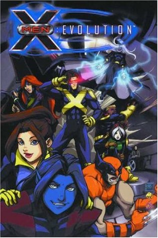 X-Men: Evolution, Volume 1