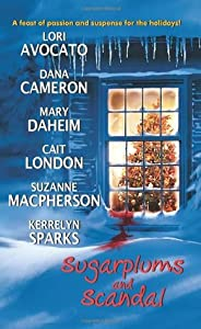 Sugarplums and Scandal  (Love at Stake #2.5; Bed-and-Breakfast Mysteries #22.5)
