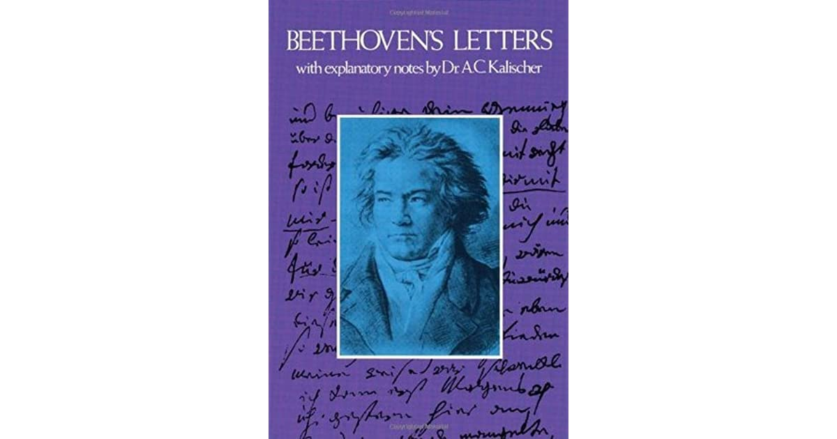 Beethovens Letters (Dover Books on Music)