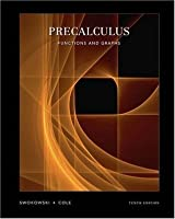 Precalculus: Functions and Graphs [with CD-ROM]